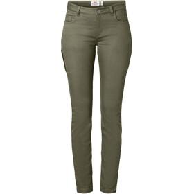 Fjällräven High Coast Stretch Trousers Women Laurel Green